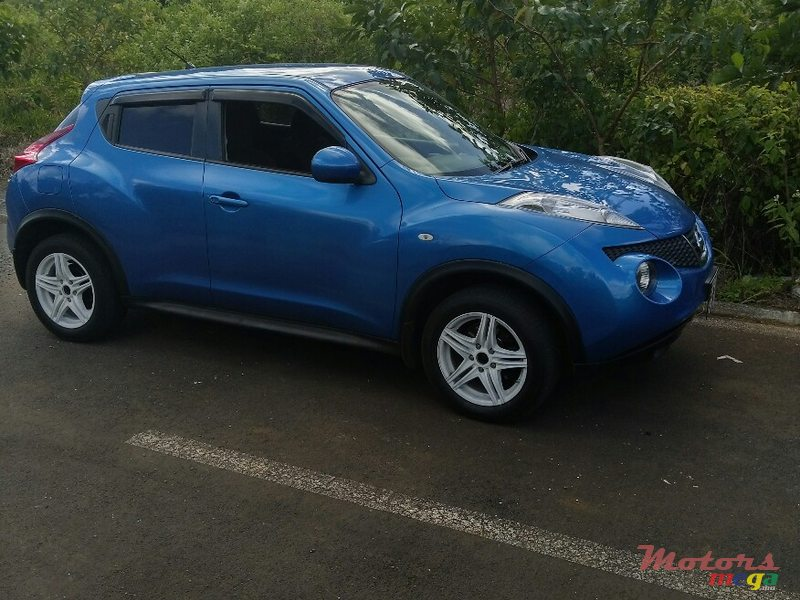2010 Nissan JUKE Sale or exchange in Quartier Militaire, Mauritius