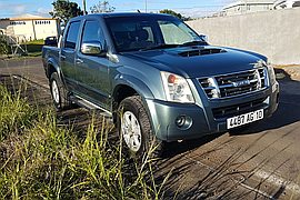 2010' Isuzu KB Series