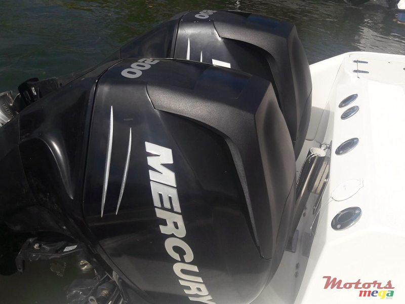 2012 Boston Whaler en Mapou, Maurice - 3