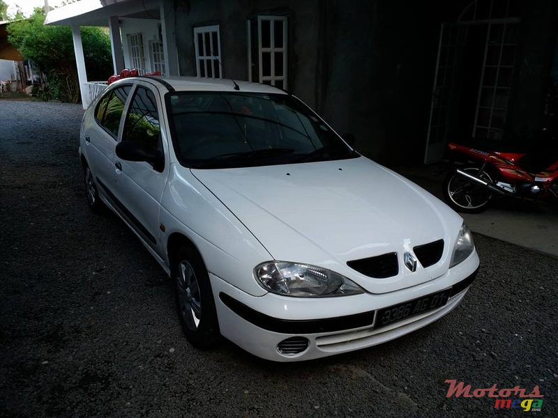 2001  renault megane for sale 105 000 rs trou d eau douce bel air  mauritius Volkswagen Polo 1995 USA VW Polo Sedan