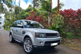 2011' Land Rover Range Rover Sport Automatic 87 000km