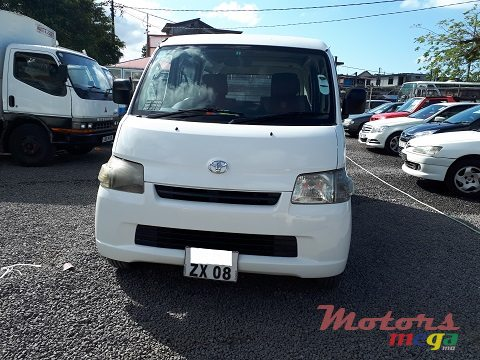 2008 Toyota Town ace in Quartier Militaire, Mauritius
