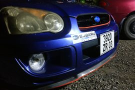 2003' Subaru Impreza No modifications
