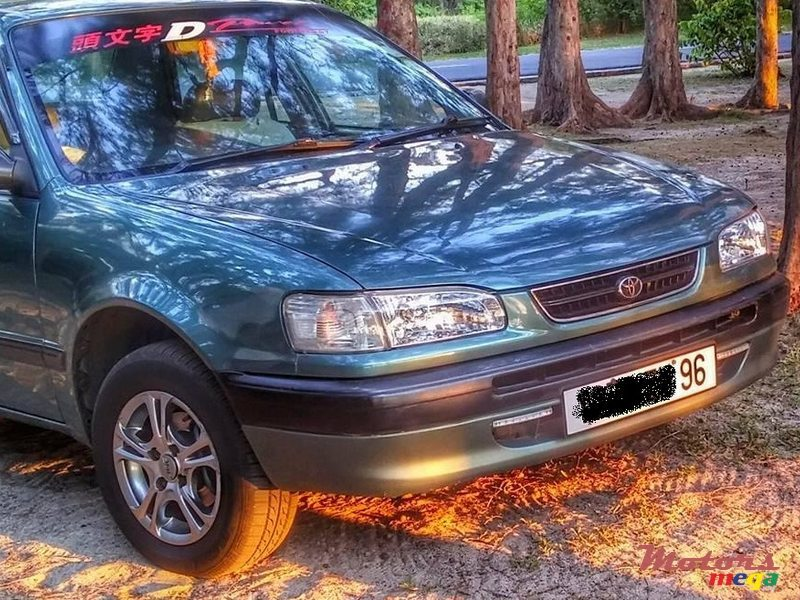1996' Toyota Corolla AE110 for sale - 80,000 Rs  Port Louis, Mauritius