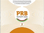 PRB Report 2016: Volume 2 Part II