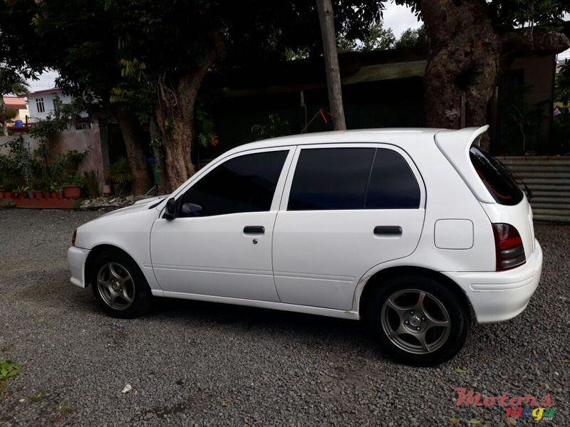 1998 Toyota Starlet Glanza For Sale 120 000 Rs Rose