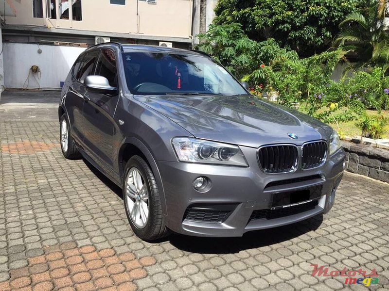 2013 BMW X3 M SPORT PACKAGE In Rose Hill
