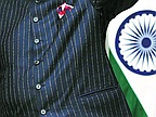 Indian PM Narendra Modi Mocked for Wearing Suit with His Own Name