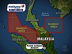 Malaysia Airlines Flight 370 Mystery Deepens; Officials Don't Know Which Way It Was Flying