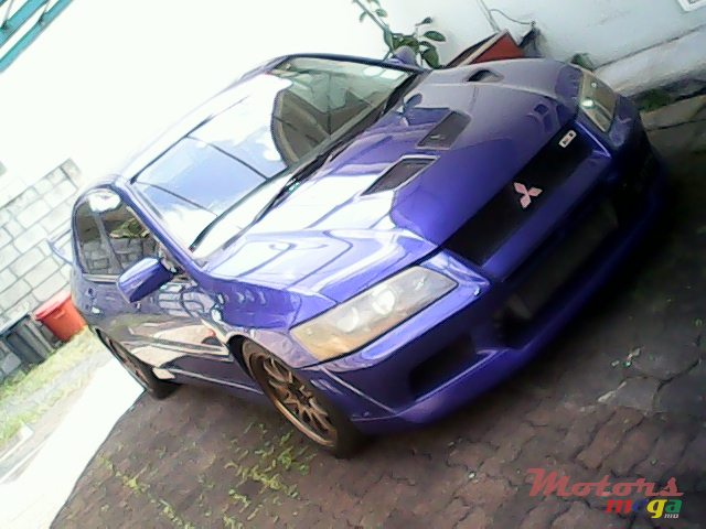 mitsubishi lancer evolution  sale  rs curepipe mauritius