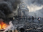 Ukraine's Forces Escalate Attacks Against Protesters