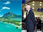 Irish Rail Boss in Mauritius as Strike at Home Goes Ahead