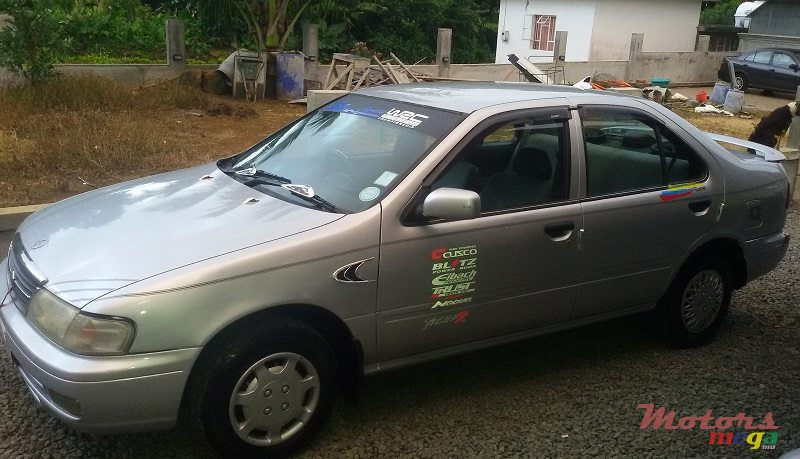 1998 nissan sunny b14 for sale   97 000 rs riteish flacq   belle
