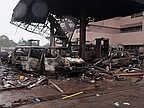 Gas Station Explosion in Ghana's Capital Kills Around 100