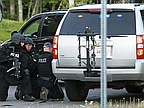 Canada Manhunt Under Way After Three Police Officers Shot Dead