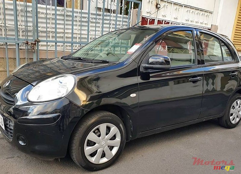 2012 Nissan Micra (call 54227164) in Port Louis, Mauritius