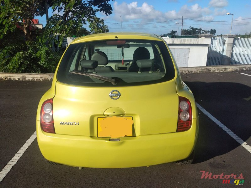 2005 Nissan March en Grand Baie, Maurice