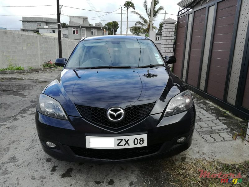 2008 39 mazda 3 hatchback for sale 275 000 rs akh vacoas phoenix mauritius. Black Bedroom Furniture Sets. Home Design Ideas