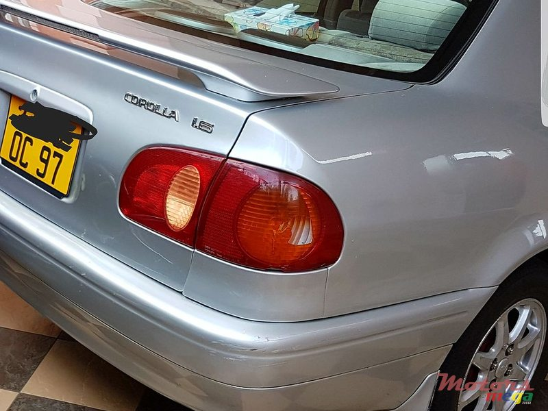 1997' Toyota Corolla AE111 for sale - 120,000 Rs  Yaseen