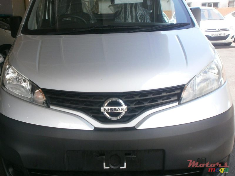 2017 Nissan NV 200 in Curepipe, Mauritius