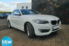 2016' BMW 2 Series 218i Coupe (F22)