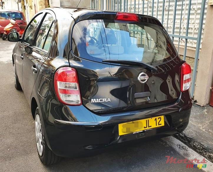 2012 Nissan Micra (call 54227164) in Port Louis, Mauritius - 3
