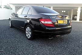 2010' Mercedes-Benz C 180 Manual 1.6L