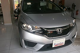 2016' Honda Fit Aria