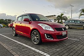 2014' Suzuki Swift