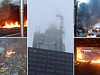 Picture of the Day: London Helicopter Crash