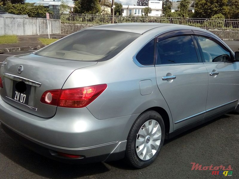 2007 Nissan Bluebird Sylphy in Flacq - Belle Mare, Mauritius - 3
