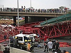 Deadly Bridge Collapse in Johannesburg Leaves Cars Crushed and People Trapped