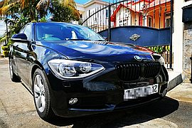 2012' BMW 1 Series Coupe