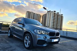 2015' BMW X5 M package 2.5d automatic