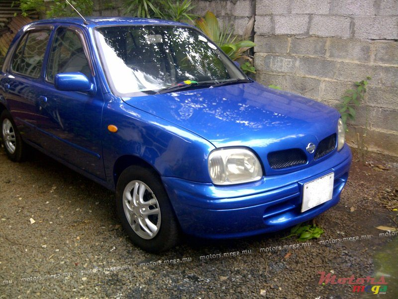 Nissan micra k11 for sale