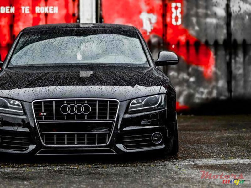 2014 Audi S5 Coupe Black Edition For Sale 6 500 000 Rs