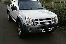 2009' Isuzu KB Series