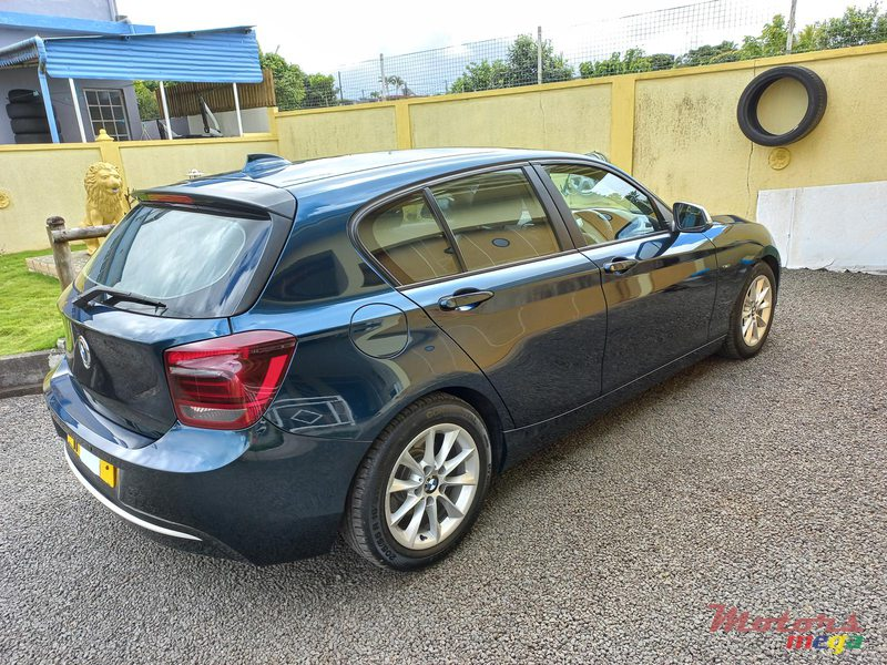 2012 BMW 116 (GERMANY) in Flacq - Belle Mare, Mauritius - 4