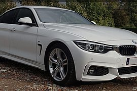 2016' BMW 4 Series Gran Coupe