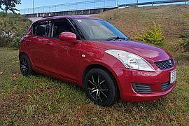 2011' Suzuki SWIFT Auto Japan