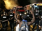 Protesters march for third night in Charlotte, defying curfew