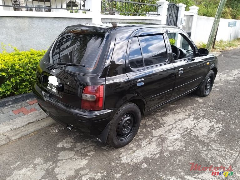 1998 Nissan March ak11 in Port Louis, Mauritius - 5