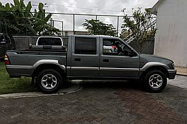2000' Isuzu KB Series