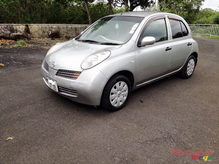 2005 nissan march ak12 manual imported for sale 190 000 rs ally rh motors mega mu