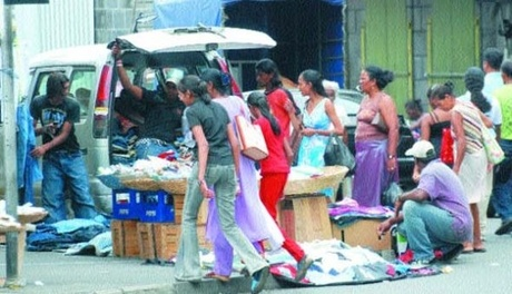 New Complaint Against Hawkers