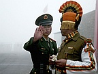 China and India Locked in 'Eyeball-to-Eyeball' Border Standoff