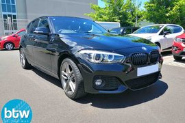 2018' BMW 1 Series 120i M Sport Package
