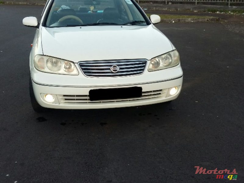 2005 Nissan Sunny N17Ex-saloon in Rose Belle, Mauritius