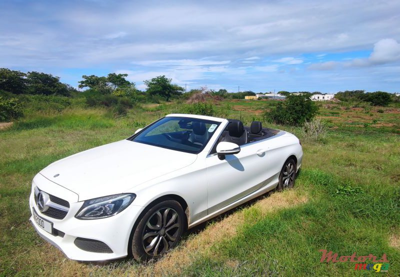 2017 Mercedes-Benz C-Class C180 Cabriolet in Grand Baie, Mauritius - 6
