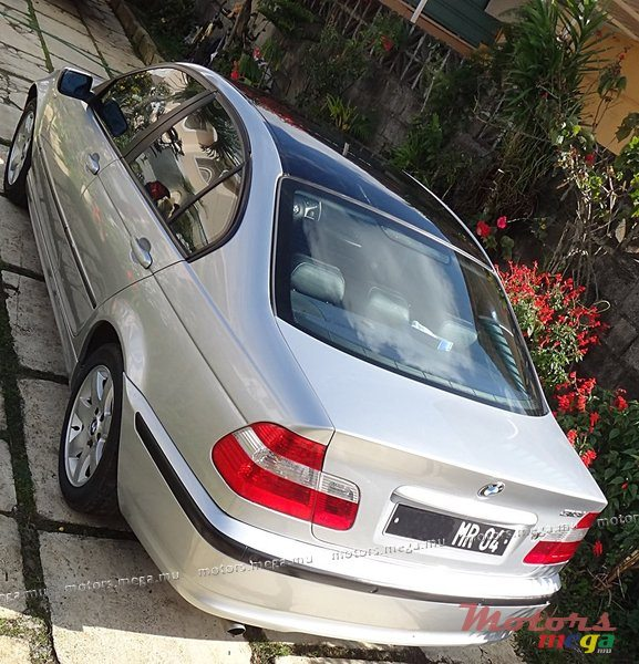 2004' BMW 3 Series E46 2000-2005 Facelift 318i For Sale